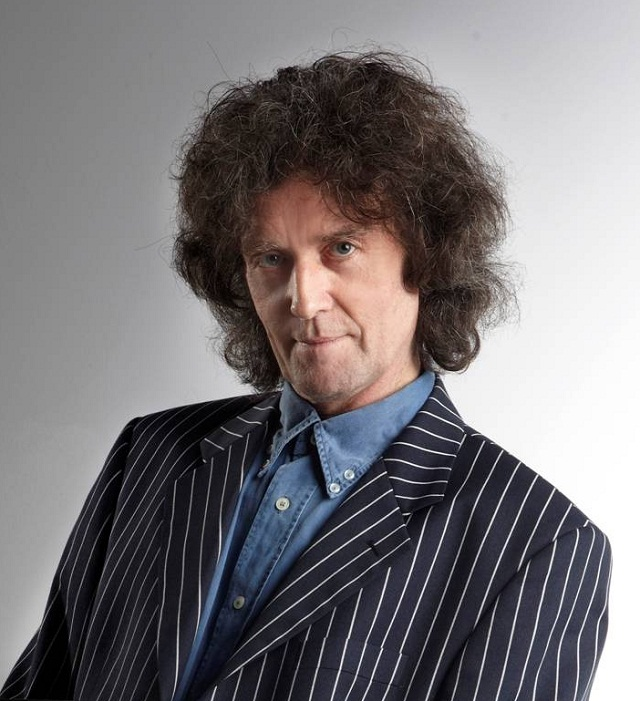 Gilbert O'Sullivan is at The Anvil in Basingstoke tomorrow night