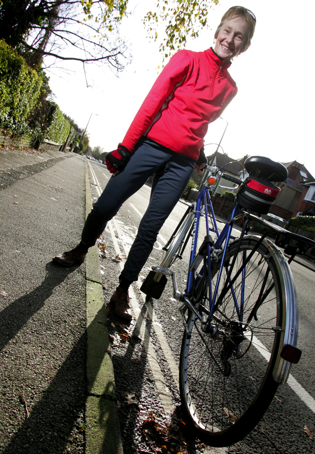 Cyclists call for motorists to improve awareness