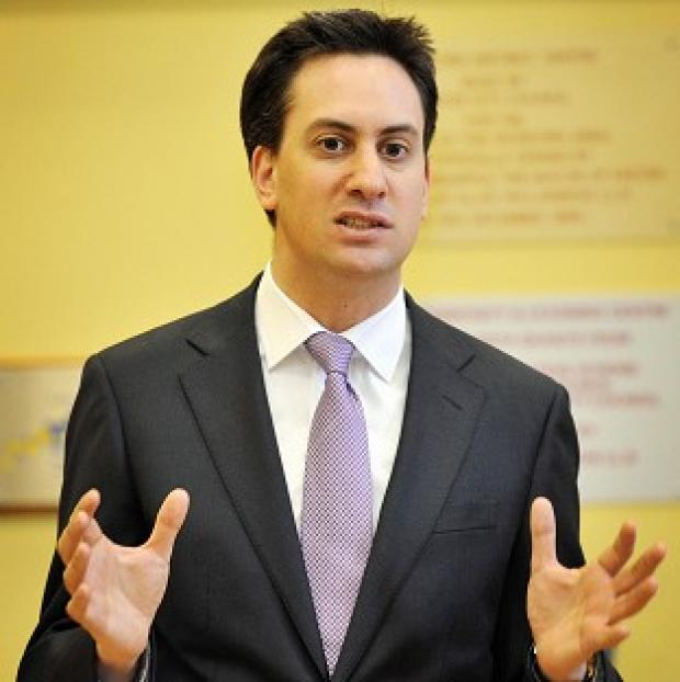 Mr Miliband said Lib Dems should combine with Labour in the Lords to deal a death blow to Health and Social Care Bill