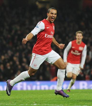 Walcott to take centre stage at St Mary's