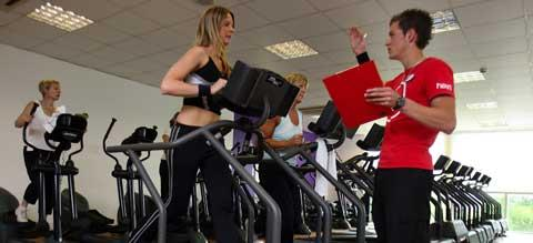 Are you using your gym membership?