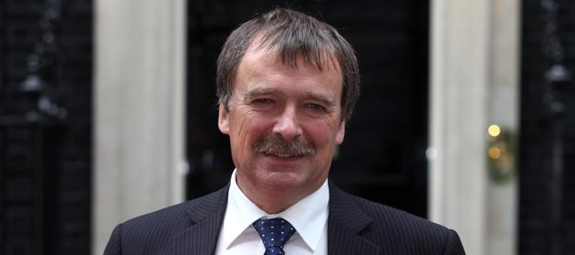 Alan Whitehead MP.