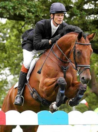 William Fox-Pitt: 'great honour and a privilege to be selected for Team GB'