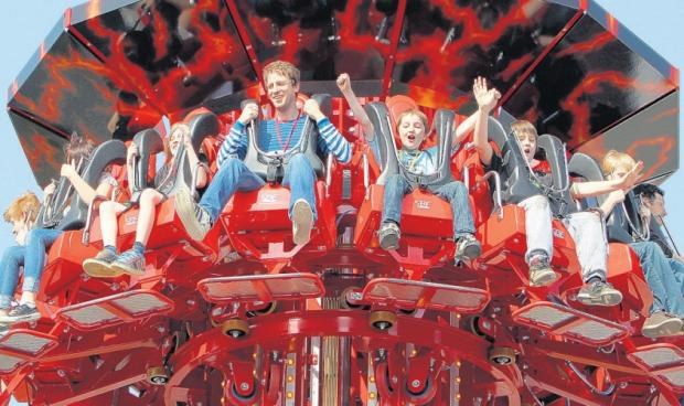 Hot new thriller ride to open at Paultons Park