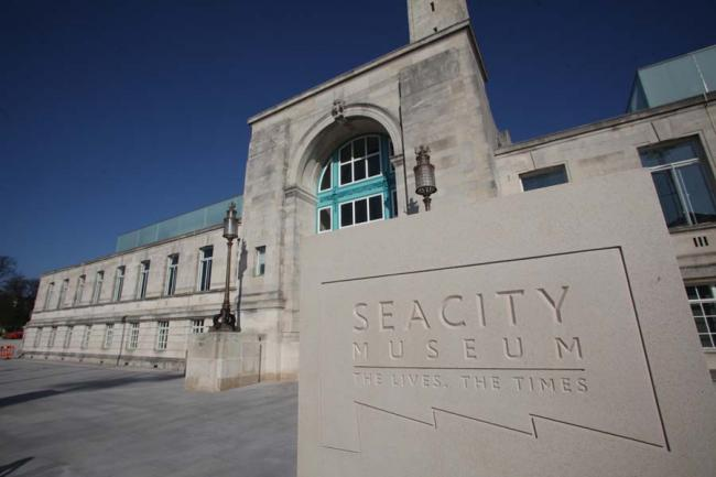 First Look Inside Southampton S 15m Seacity Museum And Titanic Exhibition Daily Echo