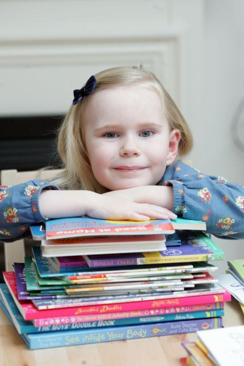 Winchester girl one of just 90 children under ten to join Mensa