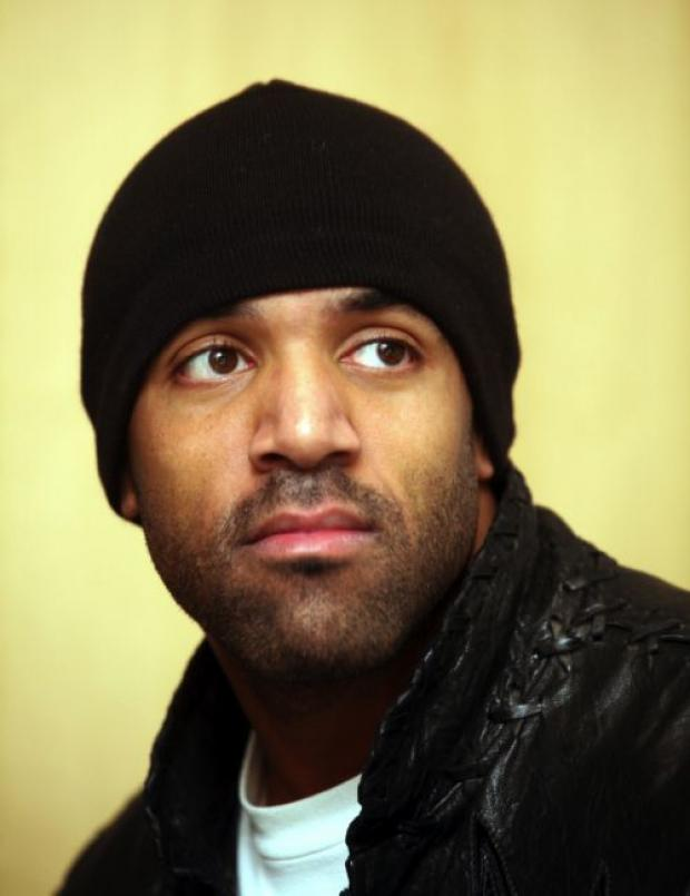 Craig David makes the Times rich young musicians list again