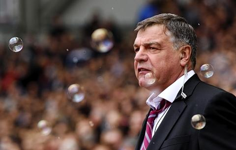 Daily Echo: SAM ALLARDYCE