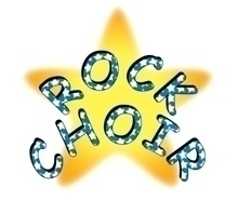 Daily Echo: Rock Choir - Logo