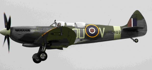 Hopes raised over Spitfires buried in Burma