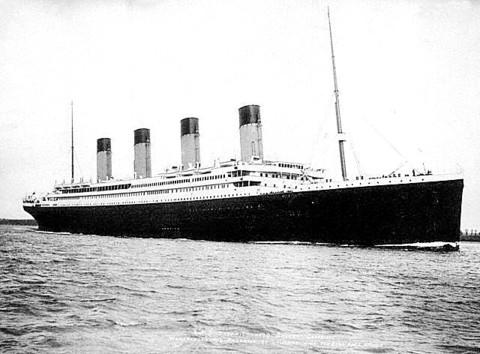 The original Titanic