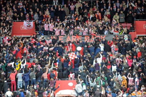 Saints unveil season ticket prices for Premier League