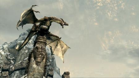 Screenshot from The Elder Scrolls V: Skyrim