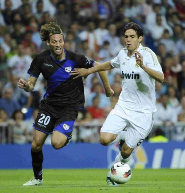 Michu, left, has been linked to Saints.