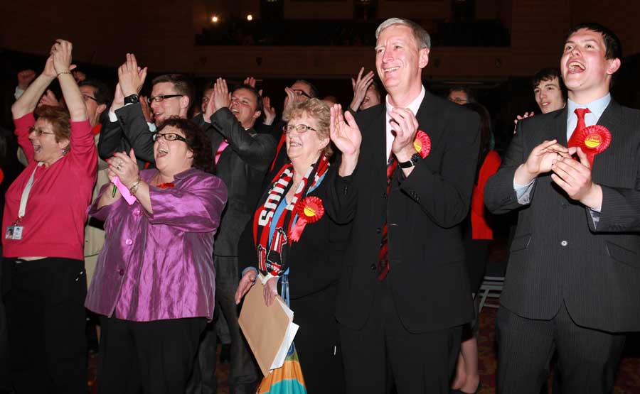 Labour sweep to power in Southampton