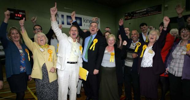 Lib Dems tighten strangle hold on Eastleigh