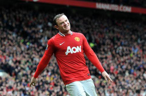 Rooney to miss St Mary's clash