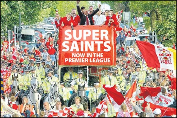 What Saints' open bus tour could have looked like