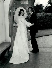 JOHN AND MARLENE BEVERIDGE