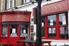 The Alexandra in Bellvue Road, Southampton