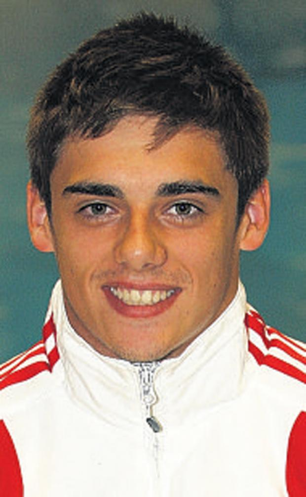 Our local Olympians: Chris Mears - Diving