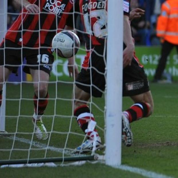 Goal-line technology set to be approved