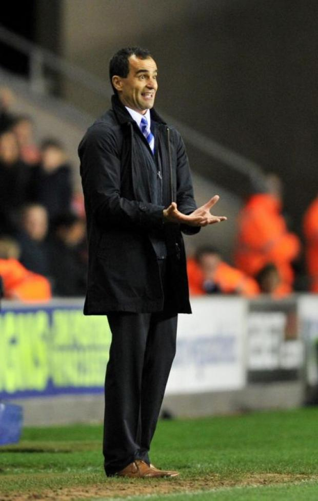 Daily Echo: Roberto Martinez
