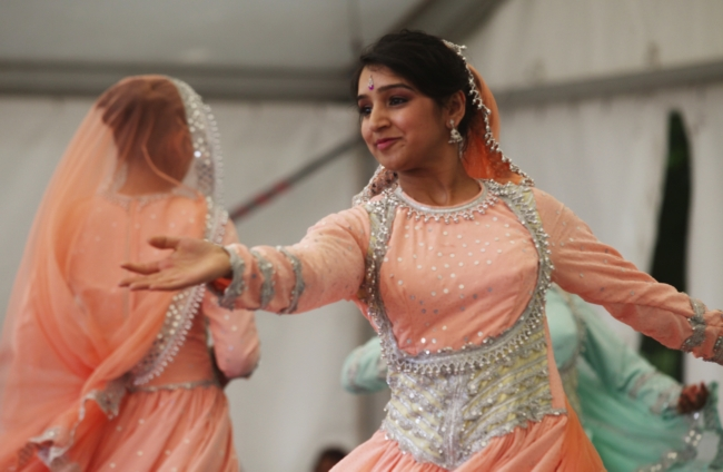 The Southampton Mela is organised by Art Asia