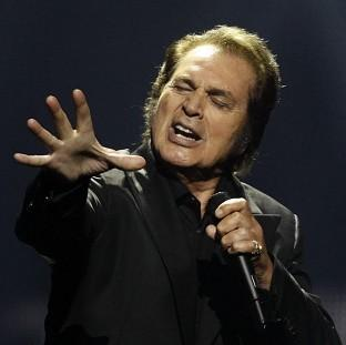Daily Echo: Engelbert Humperdinck performs during the final of the 2012 Eurovision Song Contest (AP/Sergey Ponomarev)