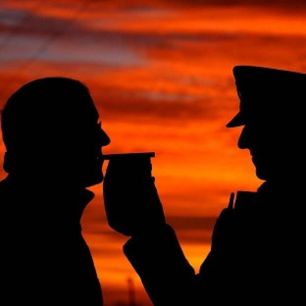 More than 30 arrests in Hampshire drink drive clamp down