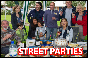 Daily Echo: Street Parties