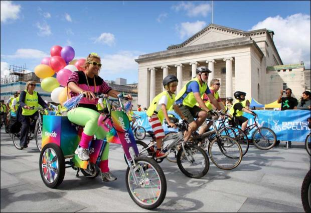 Skyride will return to Southampton in July.