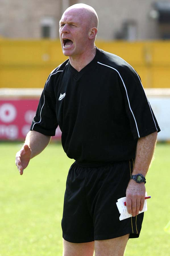 No time to waste for new Stags boss