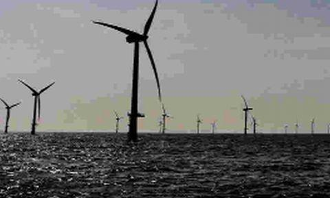 Hampshire wind powered sea park plan taken to people