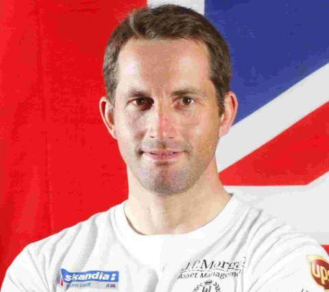 Our local Olympians: Ben Ainslie - Sailing