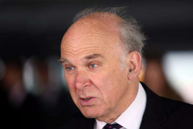 Vince Cable was in Southampton to open a new £7.5m car terminal at the port