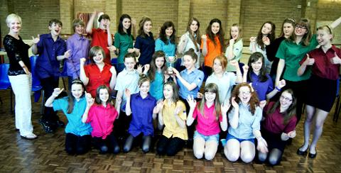 Blackburn Youth Choir will perform at the Olympic Park