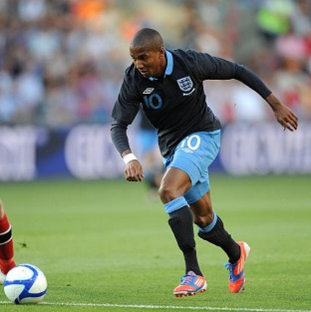 Ashley Young insists England are heading into their Euro 2012 opener with a positive mentality