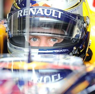 Sebastian Vettel topped the timesheet in final practice ahead of the Canadian GP