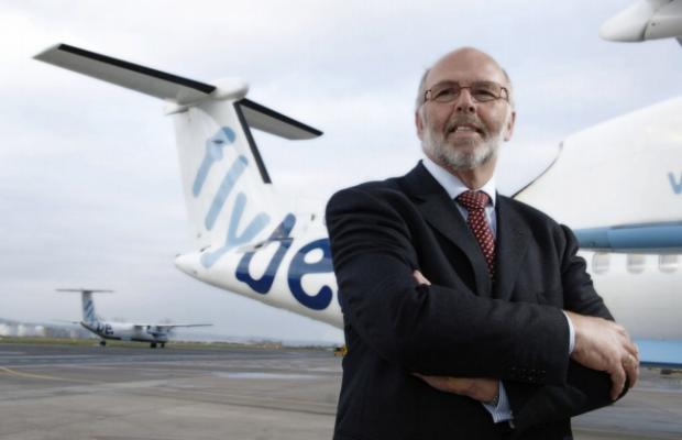 Flybe cuts growth forecasts and reveals UK planes are flying two-thirds full