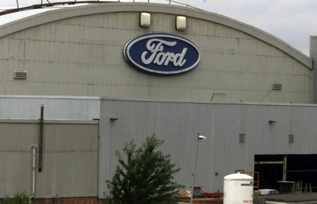 Ford staff in 24-hour strike