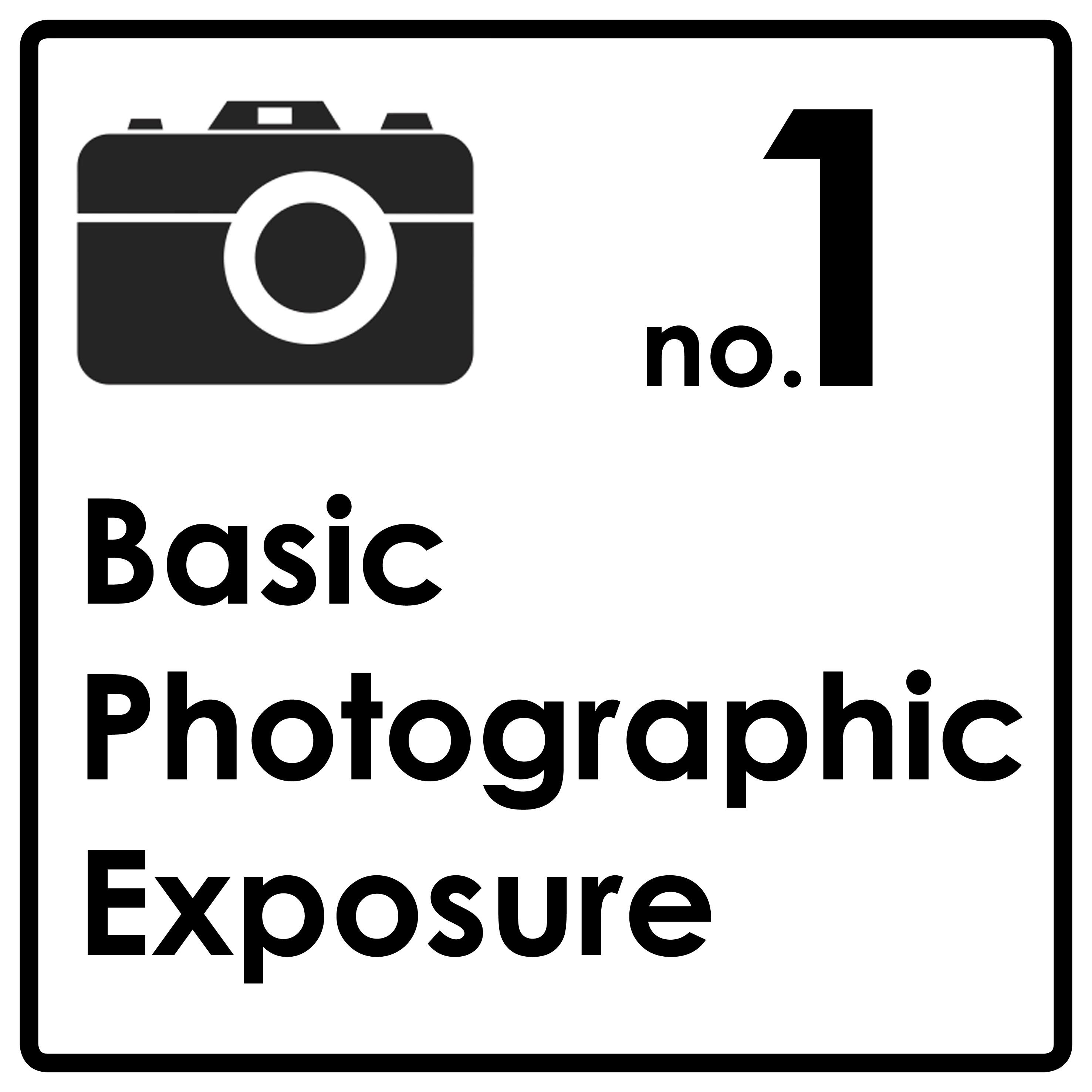 Winchester Photography Workshops - Basic Manual Exposure