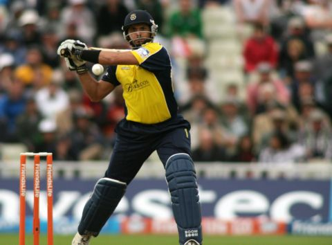 Afridi a doubt for Hampshire's t20 campaign