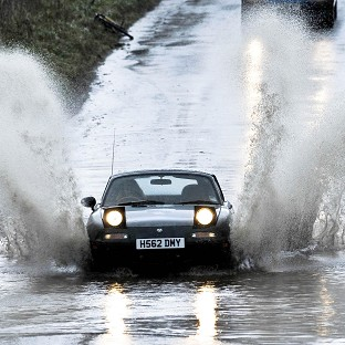 The North East, North West, Wales, and South West will bear the brunt of adverse, rainy weather