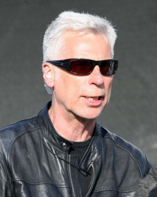 Festival organiser John Giddings.