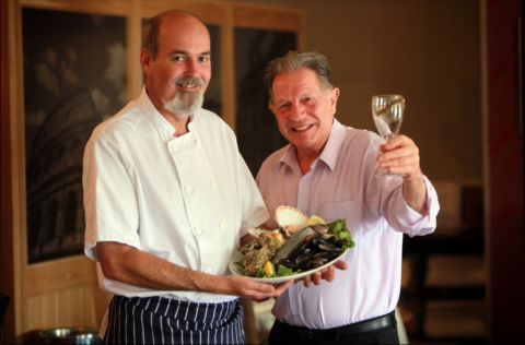 Southampton restaurant voted one of country's top ten trattorias