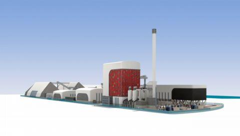 Vow to press ahead with biomass plans