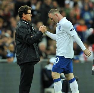 Daily Echo: Fabio Capello's comments about Wayne Rooney have attracted criticism from Roy Hodgson