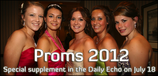 Daily Echo: School Proms 2012