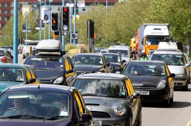 Warnings over more city centre traffic problems